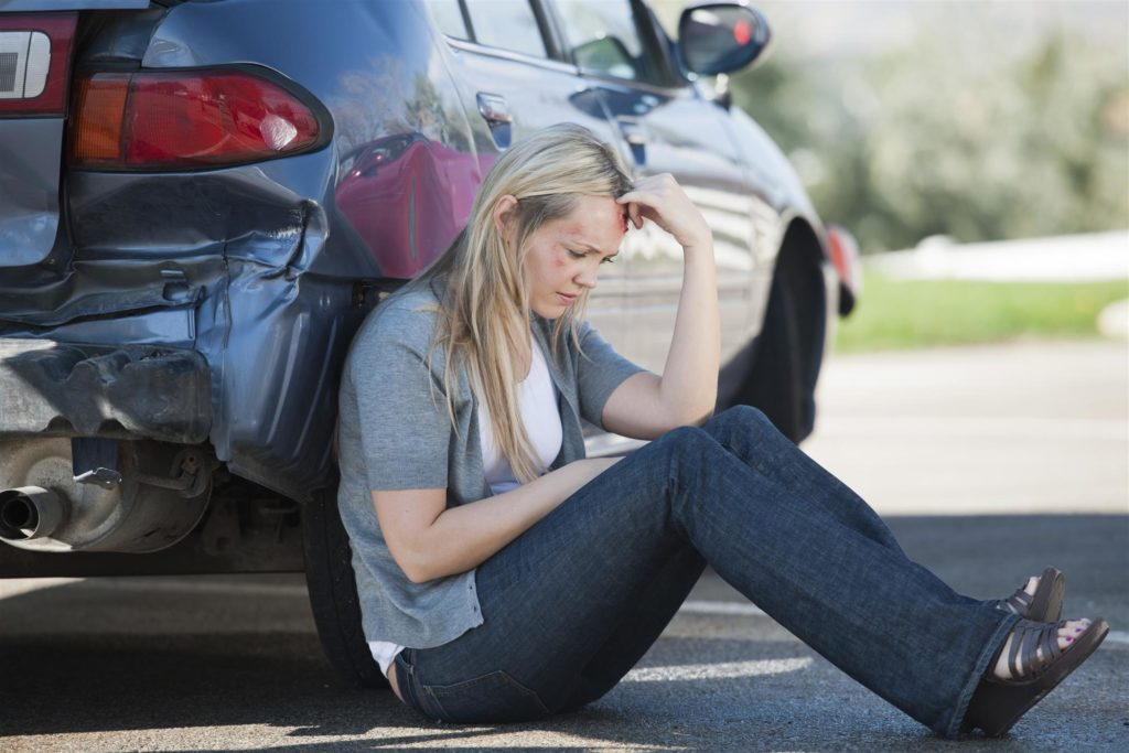 Single-vehicle accidents