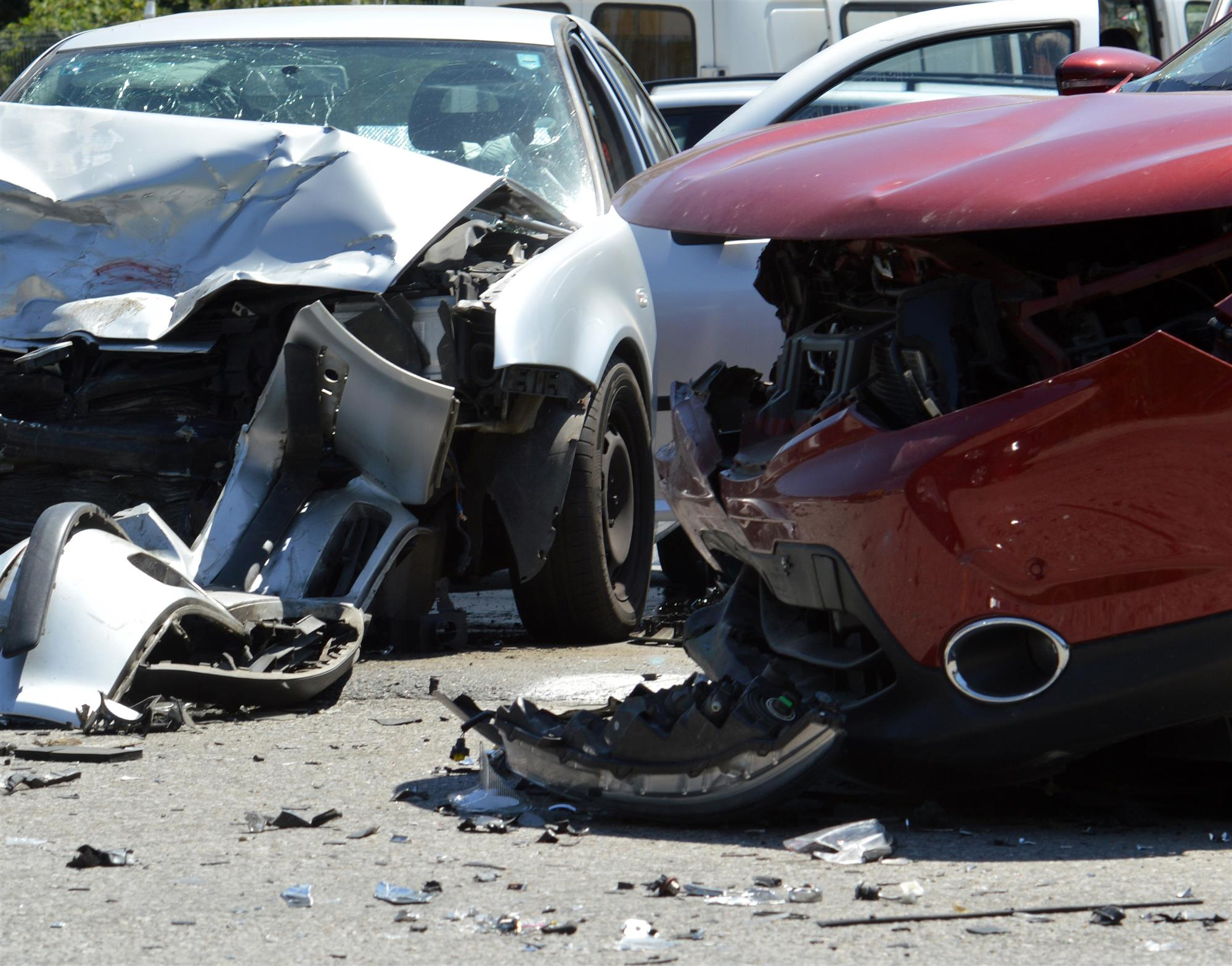 DWI Related Accidents