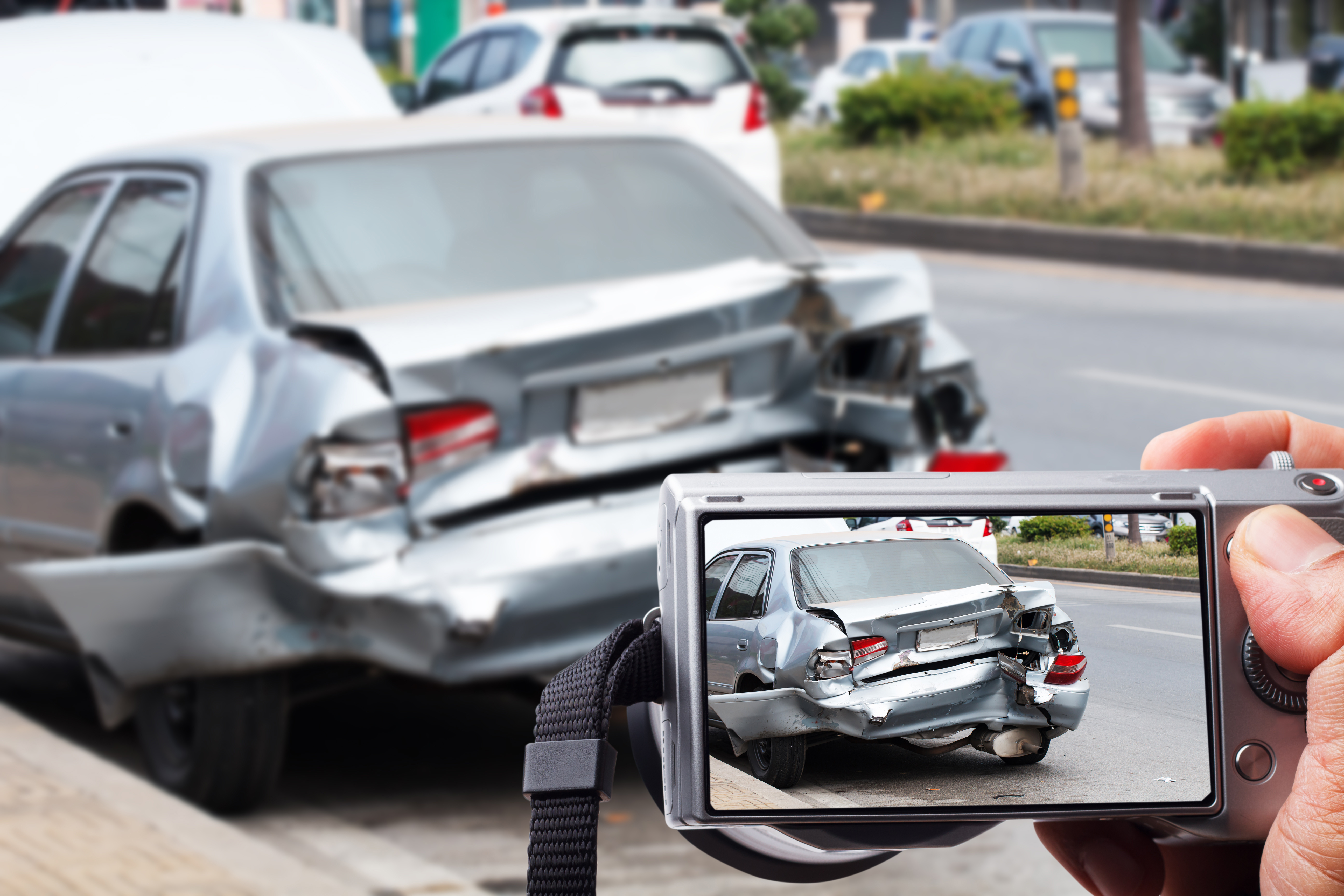 What Do I Do If I Am Involved In A Car Accident - Food Ideas